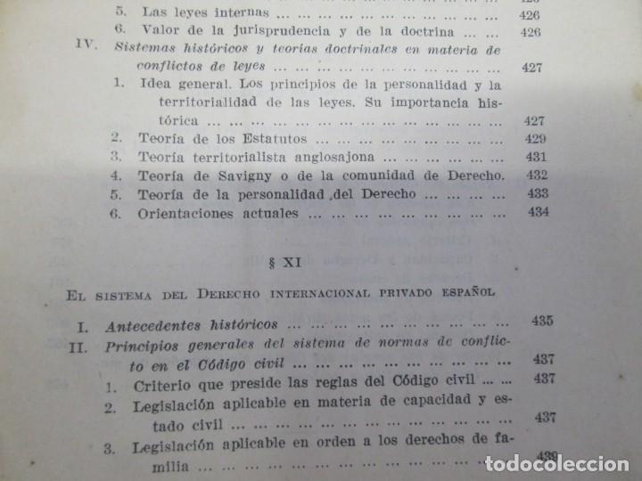 Libros de segunda mano: JOSE CASTAN TOBEÑAS. DERECHO CIVIL ESPAÑOL, COMUN Y FLORAL. 6 LIBROS. EDITORIAL REUS - Foto 43 - 153018666