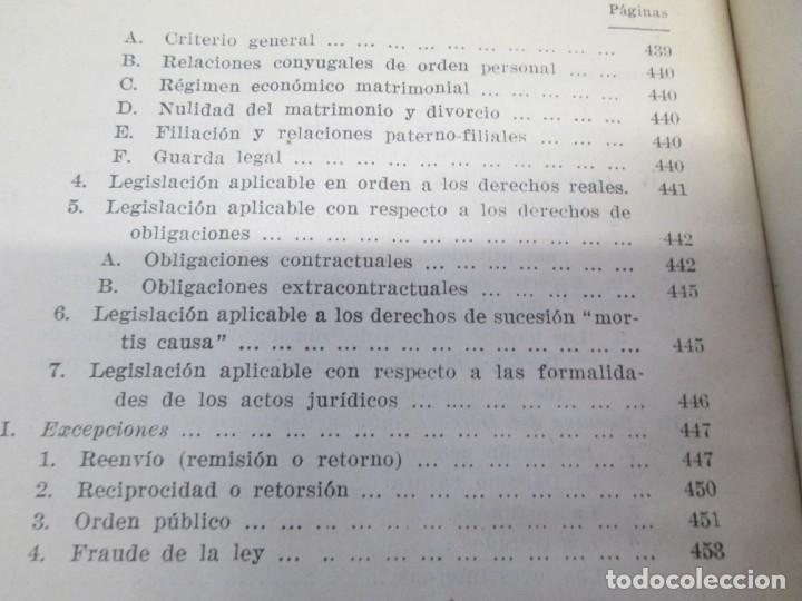 Libros de segunda mano: JOSE CASTAN TOBEÑAS. DERECHO CIVIL ESPAÑOL, COMUN Y FLORAL. 6 LIBROS. EDITORIAL REUS - Foto 44 - 153018666