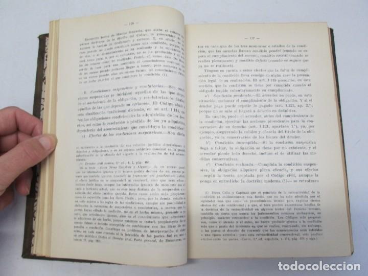 Libros de segunda mano: JOSE CASTAN TOBEÑAS. DERECHO CIVIL ESPAÑOL, COMUN Y FLORAL. 6 LIBROS. EDITORIAL REUS - Foto 56 - 153018666