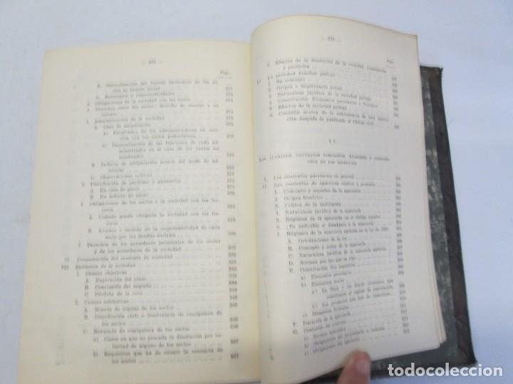 Libros de segunda mano: JOSE CASTAN TOBEÑAS. DERECHO CIVIL ESPAÑOL, COMUN Y FLORAL. 6 LIBROS. EDITORIAL REUS - Foto 65 - 153018666
