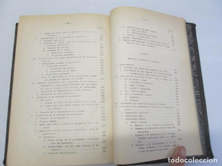 Libros de segunda mano: JOSE CASTAN TOBEÑAS. DERECHO CIVIL ESPAÑOL, COMUN Y FLORAL. 6 LIBROS. EDITORIAL REUS - Foto 80 - 153018666