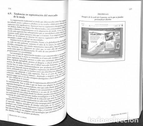 Libros de segunda mano: Marketing De La Moda - Ana Isabel Vázquez Casco - Ediciones Pirámide - Marketing Sectorial - Foto 2 - 154069424