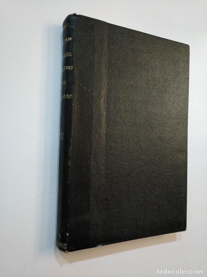 Libros de segunda mano: DERECHO CIVIL ESPAÑOL COMUN Y FORAL. JOSE CASTAN TOBEÑAS. TOMO QUINTO. VOLUMEN SEGUNDO 1958 TDK372 - Foto 3 - 154307086