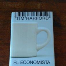 Libros de segunda mano: EL ECONOMISTA CAMUFLADO - TIM HARFORD. Lote 155610090