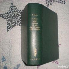 Libros de segunda mano: SUMA PRÁCTICA DE LAS CONCESIONES ADMINISTRATIVAS;EDUARDO ÁLVAREZ/CÉSAR SENTIAS;ÁNFORA 1964. Lote 155932266