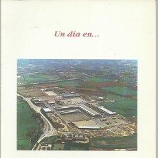Libros de segunda mano: UN DÍA EN... MERCAZARAGOZA, DE JOSÉ SANCHO MARTÍ. (DGA, 1993) . Lote 156518722