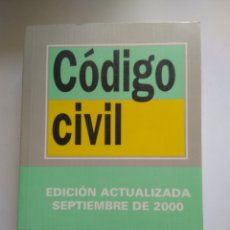Libros de segunda mano: CODIGO CIVIL/TECNOS. Lote 158123085