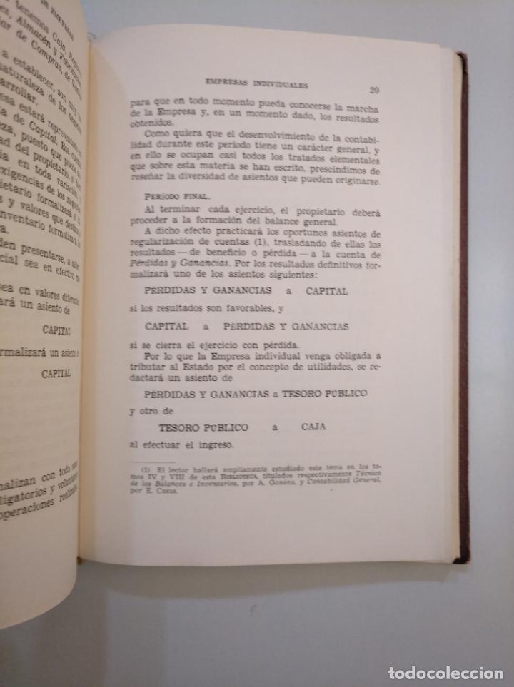 Libros de segunda mano: CONTABILIDAD Y ADMINISTRACIÓN DE EMPRESAS. - CERDÁ RICHART, BALDOMERO. J. BRUGUER Editor. TDK379 - Foto 2 - 158683154