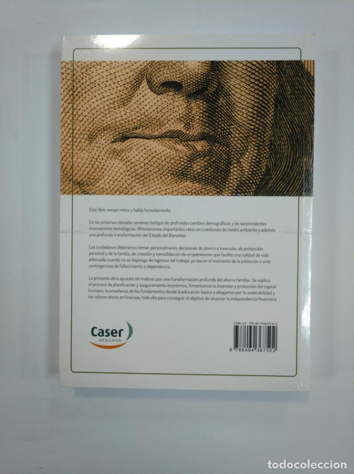Libros de segunda mano: LO QUE EL DINERO NO DICE DULCES MENTIRAS Y VERDADES HONESTAS SOBRE EL AHORRO. MANUEL ALVAREZ TDK382 - Foto 2 - 159501174