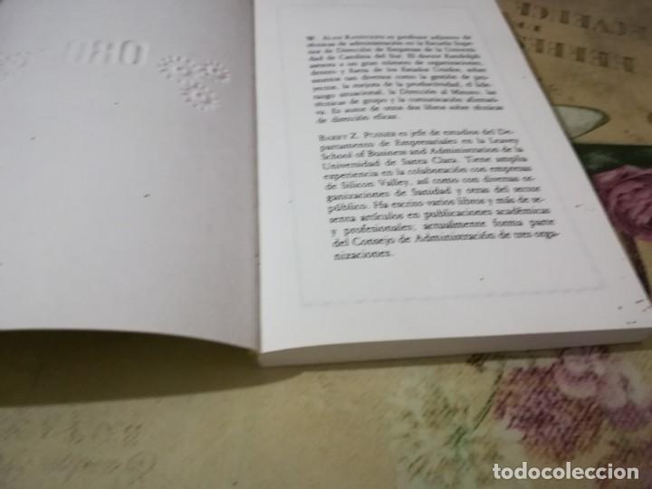 Libros de segunda mano: Las 10 reglas de oro para trabajar en equipo. Cómo conseguir que se hagan las cosas - Randolph/Posne - Foto 3 - 161233742