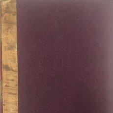 Libros de segunda mano: DERECHO CIVIL ESPAÑOL II.CALIXTO VALVERDE Y VALVERDE. TALLERES TIPOGRAFICOS CUESTA. VALLADOLID, 1920. Lote 161337602