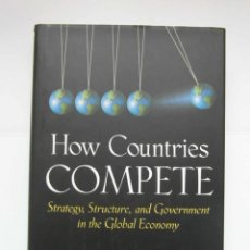 Libros de segunda mano: HOW COUNTRIES COMPETE. STRATEGY, STRUCTURE AND GOVERNMENT. RICHARD H.K. VIETOR. DEBIBL. Lote 162820766