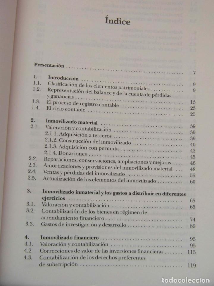 Libros de segunda mano: EJERCICIOS RESUELTOS DE CONTABILIDAD FINANCIERA. TERESA MONLLAU. 1997. DEBIBL - Foto 2 - 162841870
