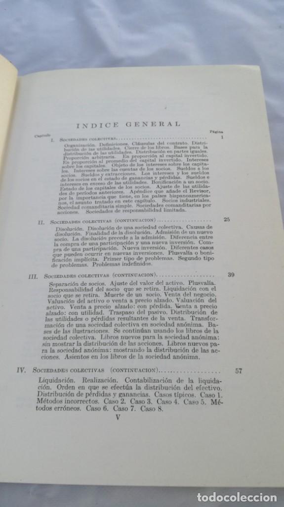 Libros de segunda mano: CURSO DE CONTABILIDAD SUPERIOR/ FINNEY/ BIBLIOTECA CONTABILIDAD SUPERIOR/ VII - TOMO 1 - Foto 7 - 164125426