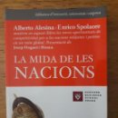 Libros de segunda mano: LA MIDA DE LES NACIONS / ALBERTO ALESINA I ENRICO SPOLAORE / EDI. LID / 1ª EDICIÓN 2008/ EN CATALÁN. Lote 166382914