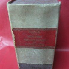 Libros de segunda mano: ARANZADI REPERTORIO CRONOLOGICO DE LEGISLACION 1944. PRIMERA EDICION . Lote 166485350