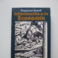 Libros de segunda mano: INTRODUCCION A LA ECONOMIA. Lote 167584580