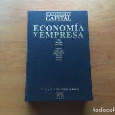 Libros de segunda mano: LIBRO - DICCIONARIO CAPITAL: ECONOMÍA Y EMPRESA. Lote 168325170