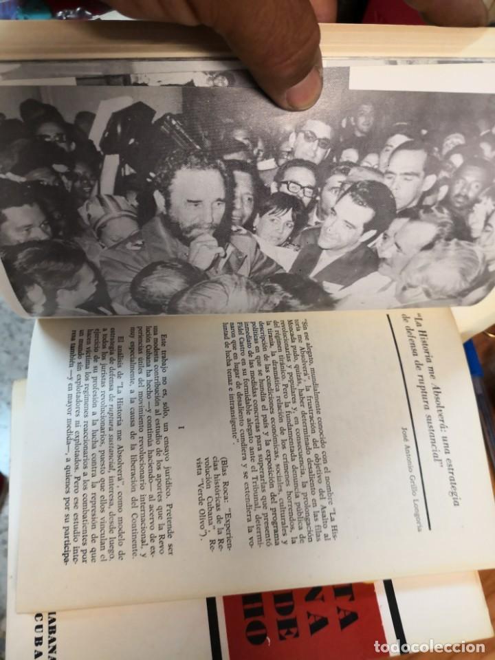 Libros de segunda mano: 3 magníficos libros REVISTA CUBANA DE DERECHO AÑOS 70 MÁS 1 CARTA Tripulante de barco - Foto 10 - 168914312