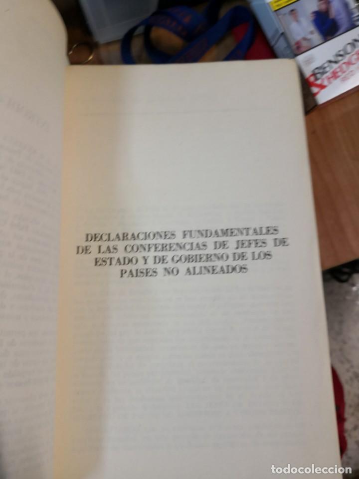 Libros de segunda mano: 3 magníficos libros REVISTA CUBANA DE DERECHO AÑOS 70 MÁS 1 CARTA Tripulante de barco - Foto 11 - 168914312