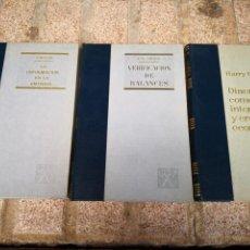 Libros de segunda mano: LOTE LIBRO ECONOMÍA Y EMPRESA RIALP ENVÍO CERTIFICADO 8,99. Lote 168926180