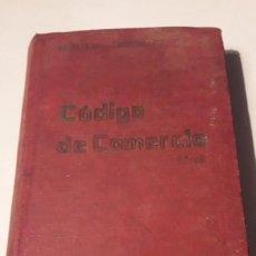 Libros de segunda mano: CÓDIGO DE COMERCIO. 1935. Lote 169139012