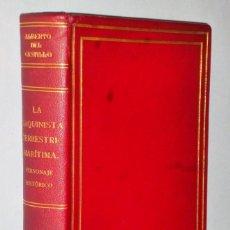 Libros de segunda mano: LA MAQUINISTA TERRESTRE Y MARITIMA, PERSONAJE HISTORICO (1855-1955). Lote 170339024