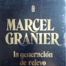 Libros de segunda mano: LA GENERACIÓN DE RELEVO VS. EL ESTADO OMNIPOTENTE. 1984. Lote 170512932