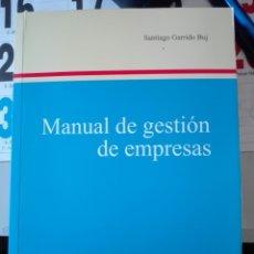 Libros de segunda mano: MANUAL DE GESTION DE EMPRESAS. EDIT UNIVERSITAS. Lote 171033509