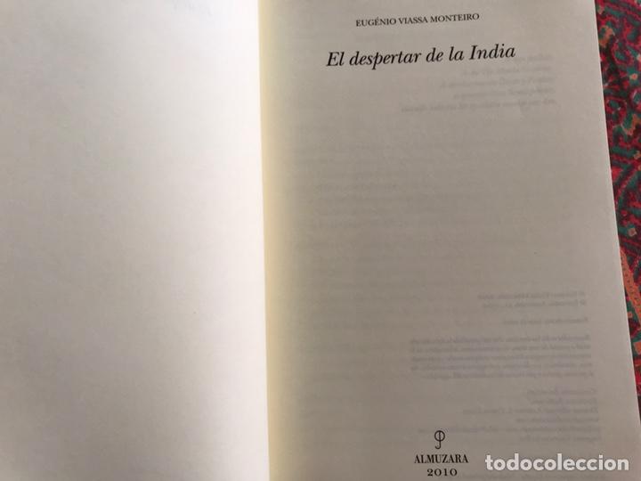 Libros de segunda mano: El despertar de la India. El milagro económico en el pais de los emprendedores. Eugenio Viassa - Foto 5 - 171967025
