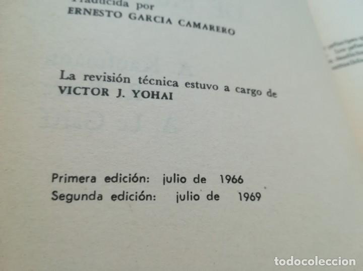 Libros de segunda mano: Los juegos de empresa - A. Kaufmann / R. Faure / A. Le Garff - Impreso en Buenos Aires 1969 - Foto 3 - 172710415