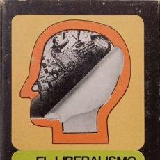 Libros de segunda mano: EL LIBERALISMO EUROPEO. Lote 173245990
