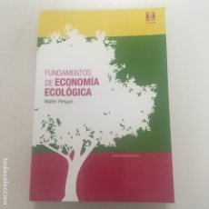 Libros de segunda mano: FUNDAMENTOS DE ECONOMÍA ECOLÓGICA DE WALTER PENGUE. Lote 173636152