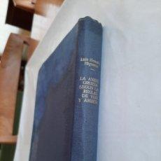 Libros de segunda mano: LA AVERÍA GRUESA SEGÚN LAS REGLAS DE YORK Y AMBERES POR LUIS HERMIDA HIGUERAS. HUECOGRABADO, 1952.D. Lote 173678385