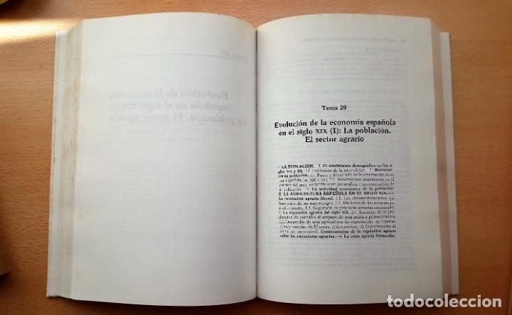 Libros de segunda mano: MANUAL DE HISTORIA ECONÓMICA MUNDIAL Y DE EUROPA. (CEURA, 1990) - Foto 3 - 173681390