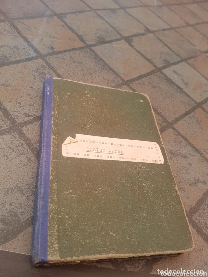 CÓDIGO PENAL 1944 (Libros de Segunda Mano - Ciencias, Manuales y Oficios - Derecho, Economía y Comercio)