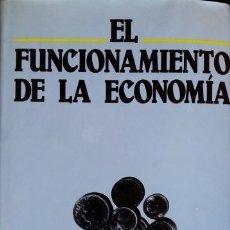 Libros de segunda mano: EL FUNCIONAMIENTO DE LA ECONOMIA. - GENETSKI, ROBERT J.. Lote 173692665