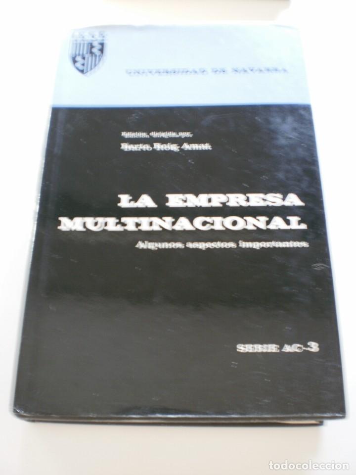 LA EMPRESA MULTINACIONAL (Libros de Segunda Mano - Ciencias, Manuales y Oficios - Derecho, Economía y Comercio)
