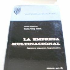 Libros de segunda mano: LA EMPRESA MULTINACIONAL. Lote 174127410