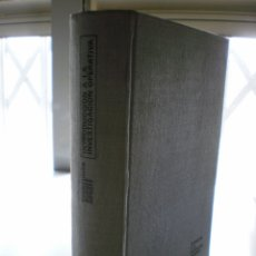 Libros de segunda mano: INTRODUCCION A LA INVESTIGACION OPERATIVA. Lote 174213379