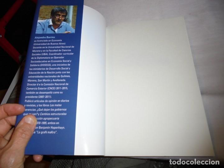 Libros de segunda mano: BUENAS HERENCIAS.EL LEGADO ECONOMICO DEL KIRCHNERISMO.ALEJANDRO BARRIOS.PROLOGO DE ALEJANDRO VANOLI. - Foto 2 - 174339415