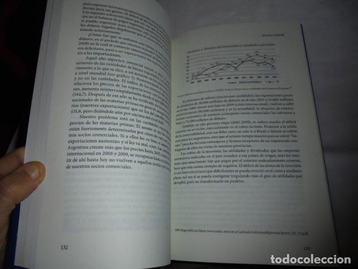 Libros de segunda mano: BUENAS HERENCIAS.EL LEGADO ECONOMICO DEL KIRCHNERISMO.ALEJANDRO BARRIOS.PROLOGO DE ALEJANDRO VANOLI. - Foto 3 - 174339415