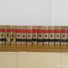 Libros de segunda mano: DICCIONARIO DE LEGISLACIÓN. ÍNDICE Y 15 TOMOS. AÑO 1950-51-52. Lote 175404710