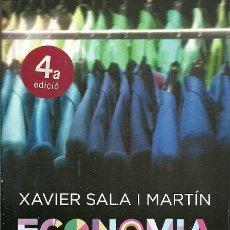 Libros de segunda mano: ECONOMIA EN COLORS XAVIER SALA I MARTI ROSA DELS VENTS 4ª EDICIO 2016. Lote 175460437