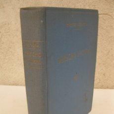 Libros de segunda mano: DERECHO NATURAL - ENRIQUE LUÑO PEÑA - EDITORIAL LA HORMIGA DE ORO - AÑO 1947.. Lote 176556873