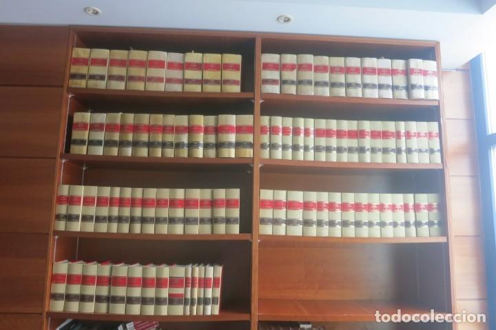 REPERTORIO CRONOLÓGICO DE LEGISLACIÓN 200 TOMOS 1950 A 1991 ARANZADI (Libros de Segunda Mano - Ciencias, Manuales y Oficios - Derecho, Economía y Comercio)