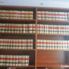 Libros de segunda mano: REPERTORIO CRONOLÓGICO DE LEGISLACIÓN 200 TOMOS 1950 A 1991 ARANZADI. Lote 176912039