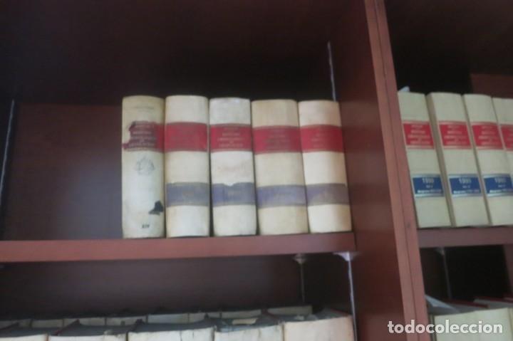 Libros de segunda mano: Repertorio Cronológico de legislación 200 tomos 1950 a 1991 Aranzadi - Foto 5 - 176912039