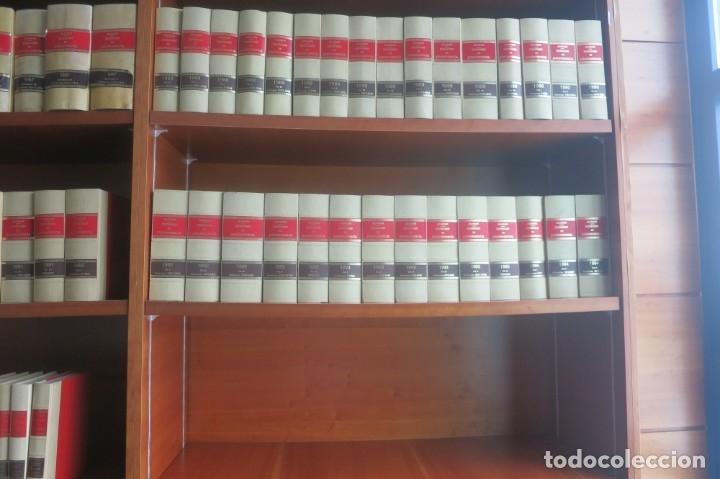 Libros de segunda mano: Repertorio Cronológico de legislación 200 tomos 1950 a 1991 Aranzadi - Foto 18 - 176912039