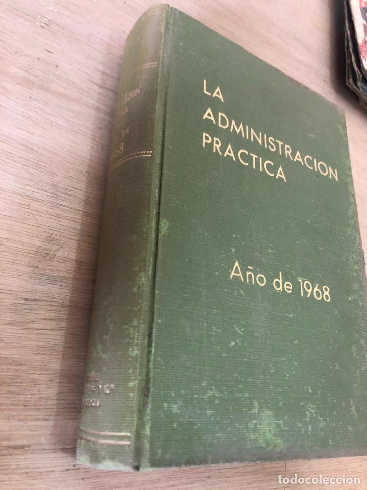 Libros de segunda mano: La administración practica - Foto 2 - 178436425